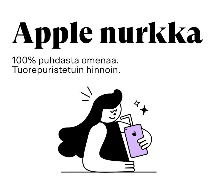 Apple nurkka