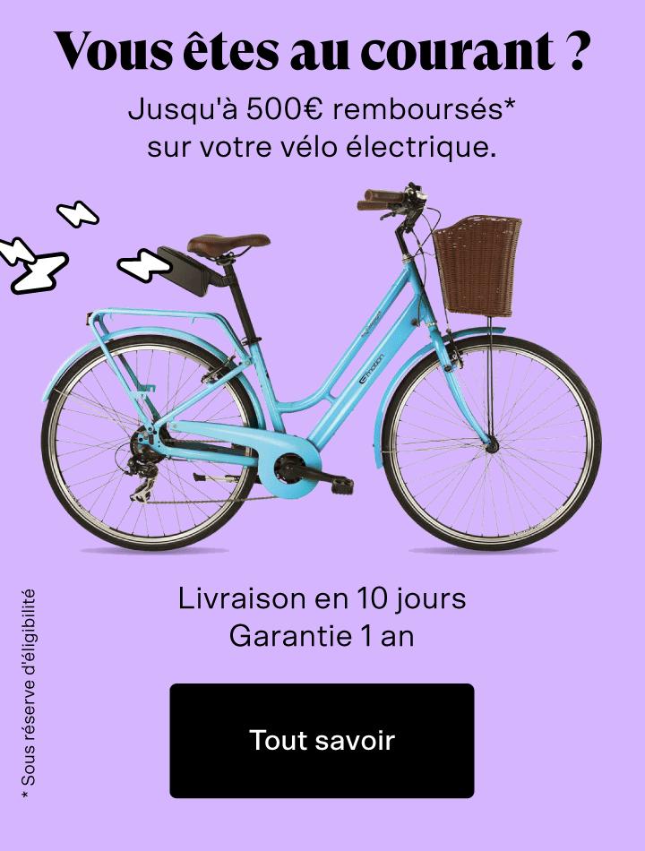 FAQ Vélo électrique