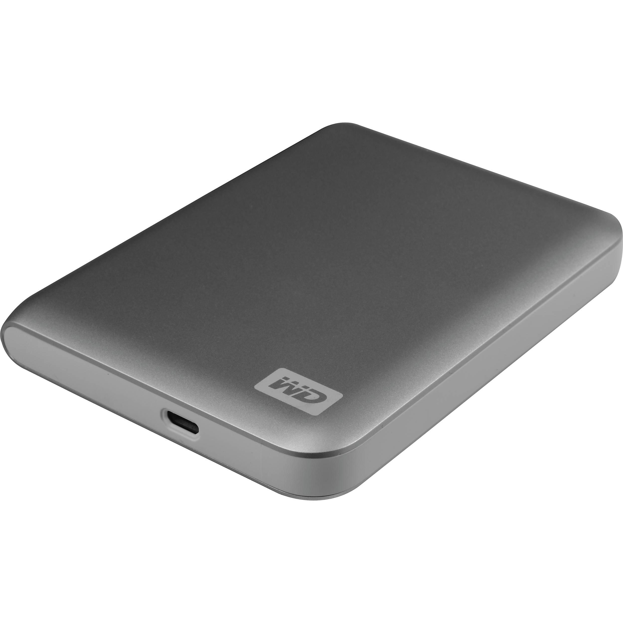 Western Digital My Passport Essential Unidad de disco duro externa - HDD 320 GB USB 3.0
