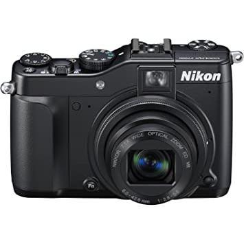 Nikon Coolpix P7000 - Schwarz