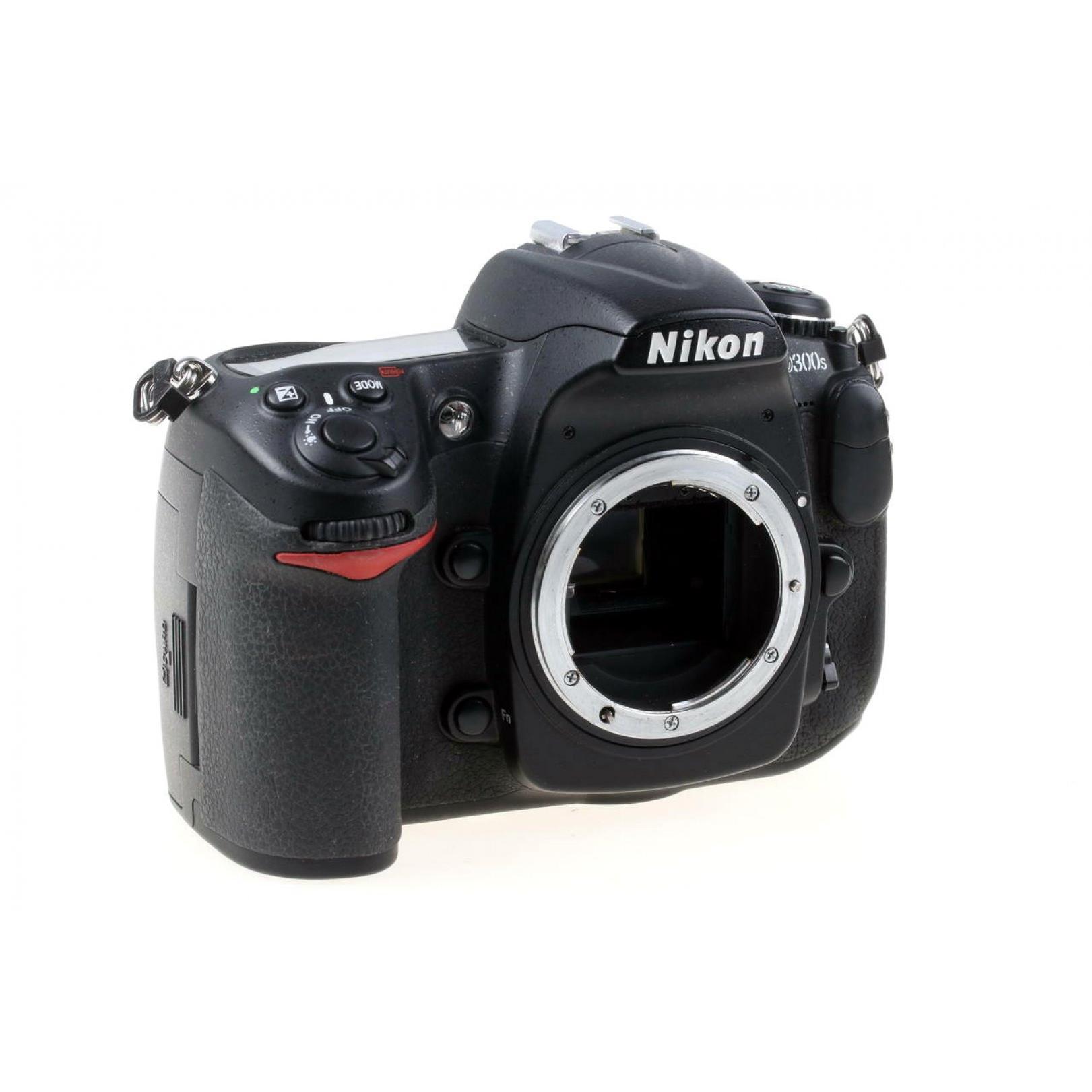Nikon D300S - Schwarz