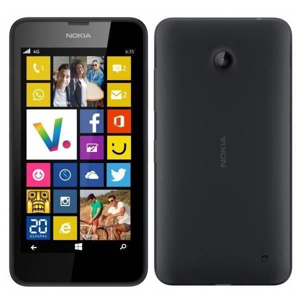 Nokia Lumia 635 - Schwarz- Ohne Vertrag