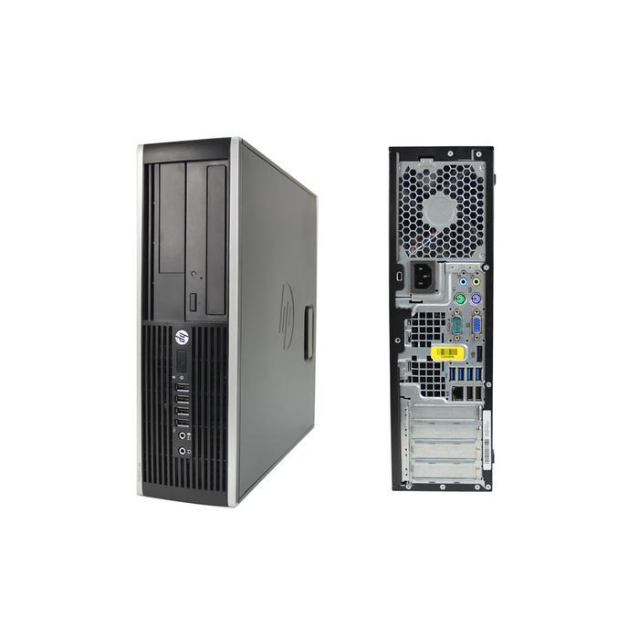 """Hp Compaq Elite 8300 SFF 17"""" Core i5 3,2 GHz  - SSD 240 Go - 4 Go"""
