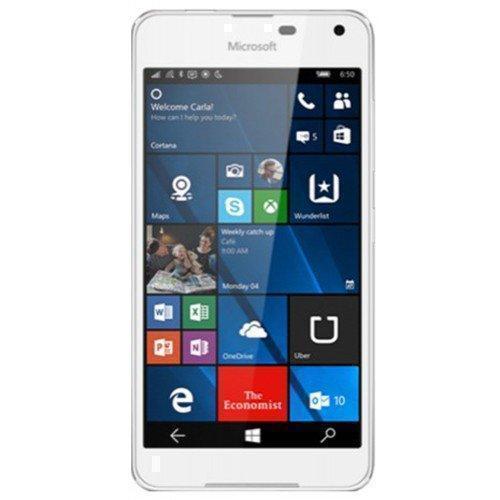 Microsoft Lumia 650 - Blanc- Débloqué