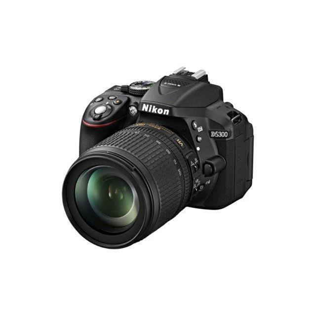 Nikon D5300 Reflex 24,2Mpx - Black
