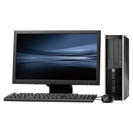 "Hp Compaq Elite 8200 SFF 27"" Core i3 3,3 GHz - HDD 2 TB - 16 GB"