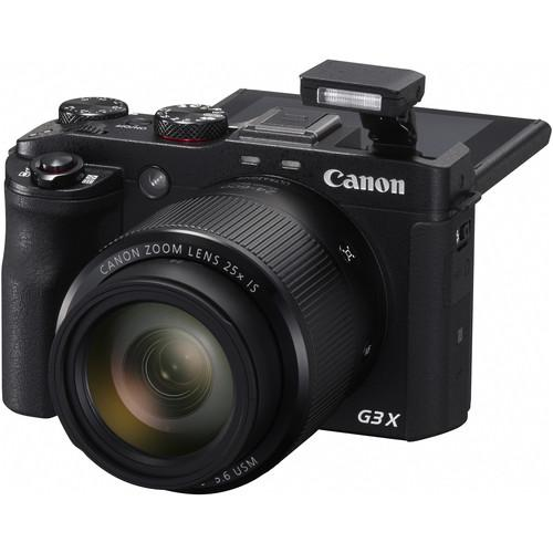 Canon PowerShot G3 X Other 20,2Mpx - Black
