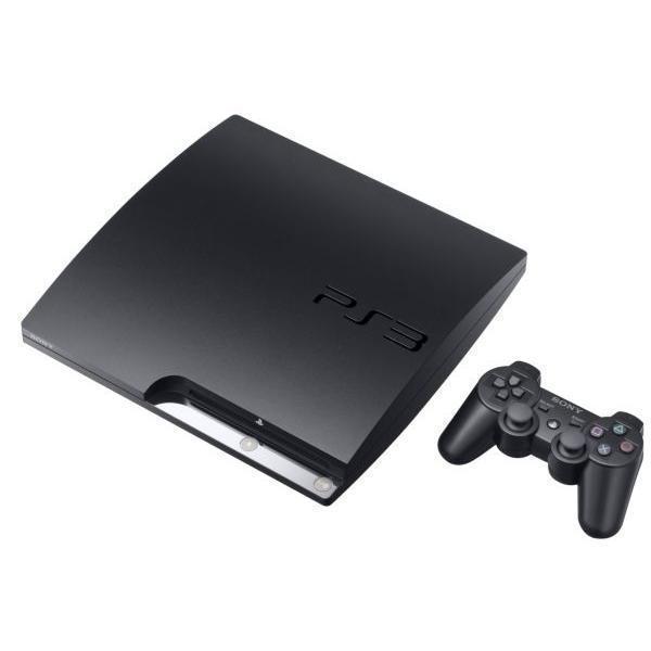 PlayStation 3 - HDD 160 GB - Schwarz