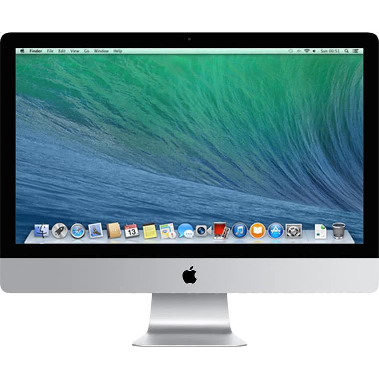 "iMac 21,5"" (september 2013) Core i5 2,9GHz - HDD 1 To - 8GB AZERTY - Francúzska"