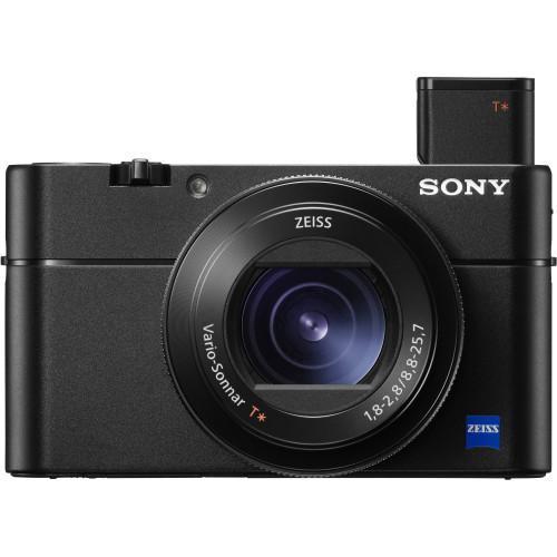 Sony Cyber-shot DSC-RX100M III Compacto 20,1 - Preto