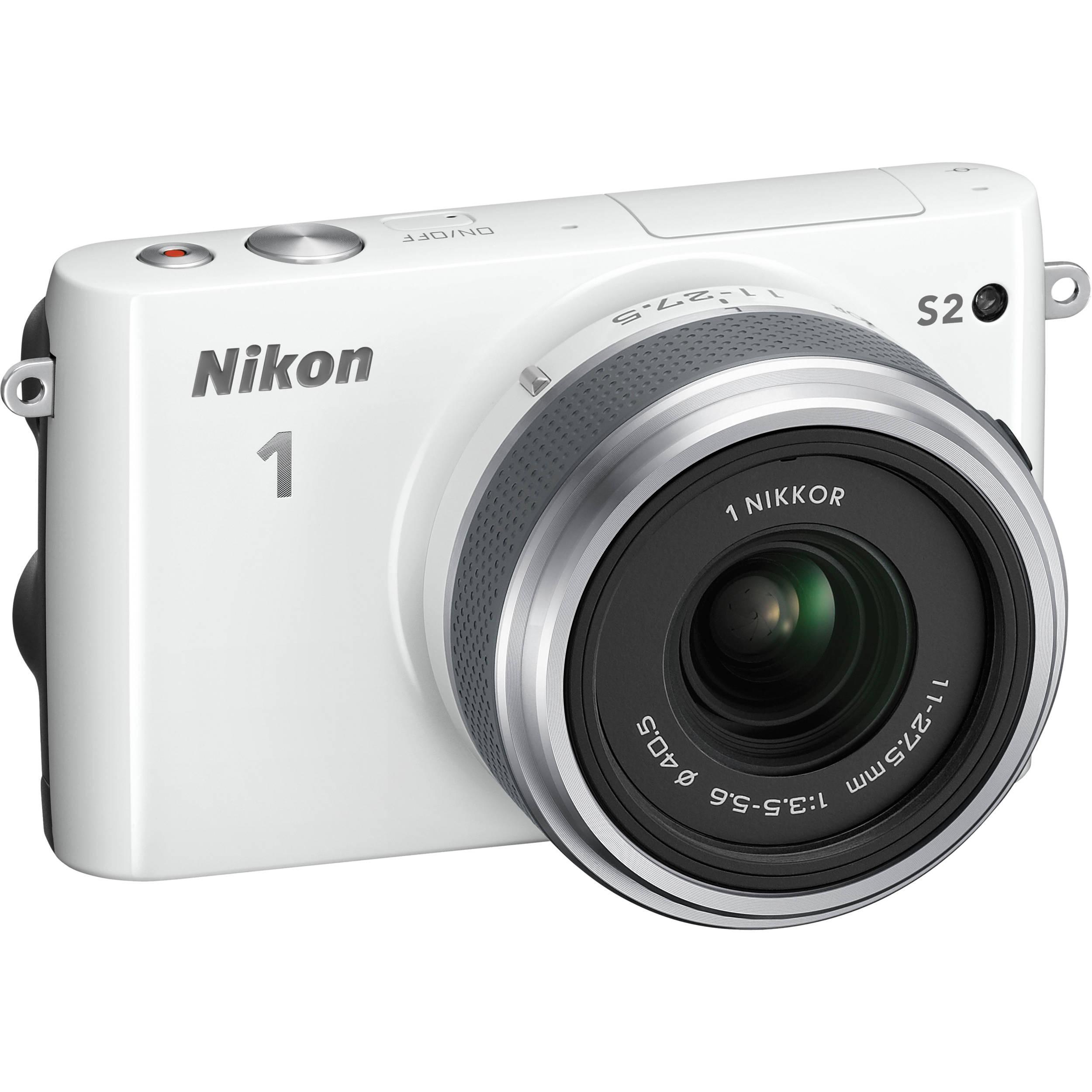 Nikon 1 S2 Híbrido 14,2 - Preto