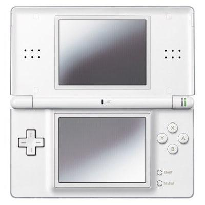 Nintendo DS Lite - HDD 0 MB - White
