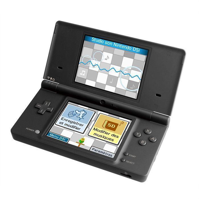 Consola de jogos Nintendo DSi - Escuro
