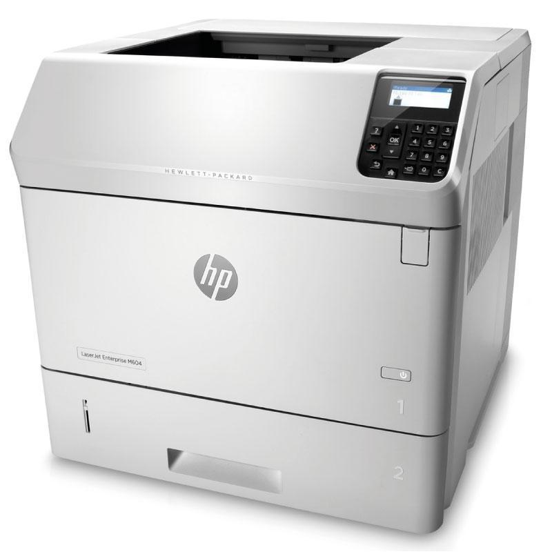Tlačiareň HP LaserJet Enterprise M604N
