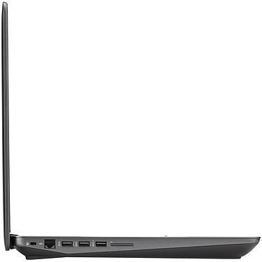 """HP ZBook 17 G3 17"""" (2016) - Core i7-6820HQ - 16GB - SSD 512 Gb AZERTY - Γαλλικό"""