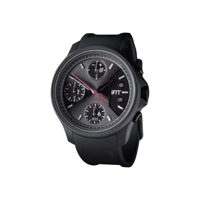 Smart hodinky Ifit Classic Nie Nie - Čierna
