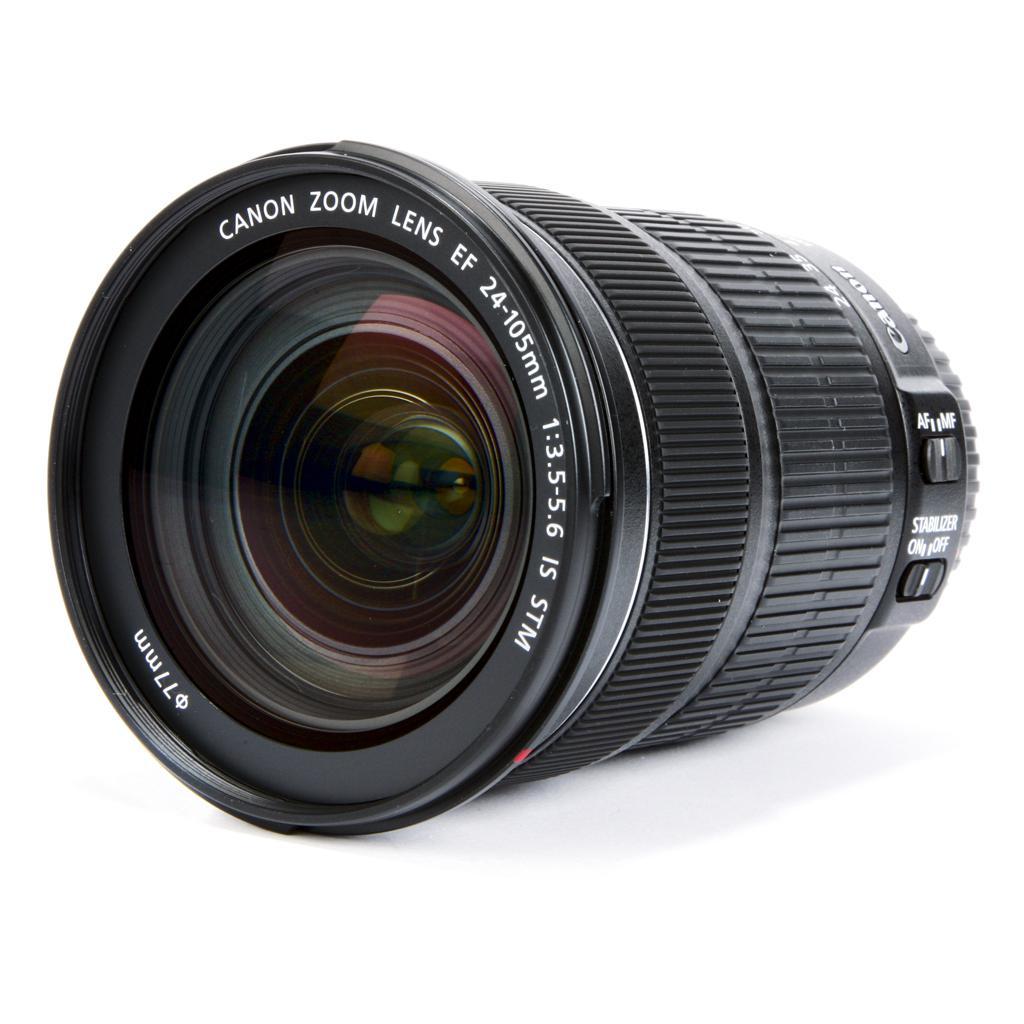 Φωτογραφικός φακός Canon EF 24-105mm f/3.5-5.6