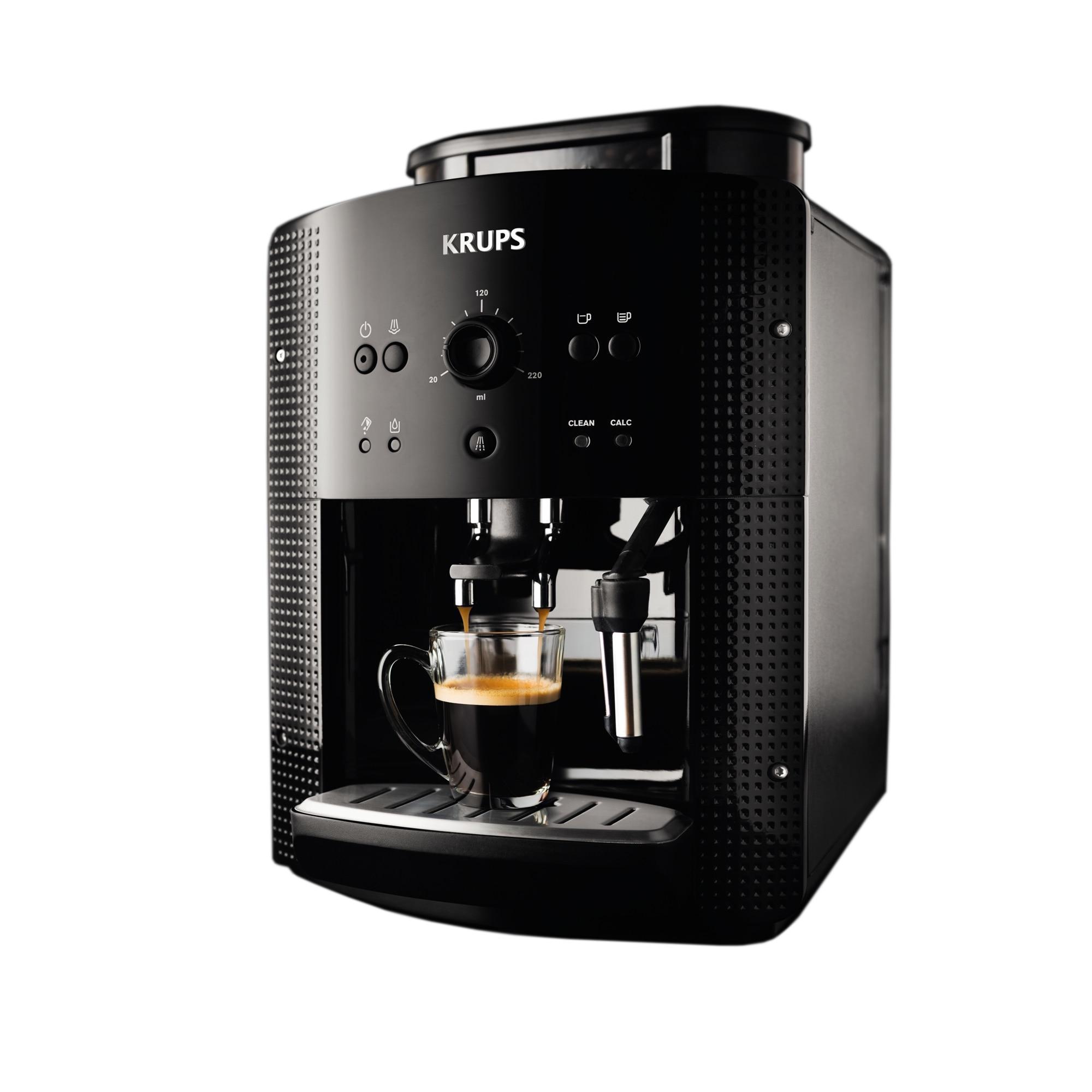 Cafeteras express con molinillo Krups EA8108