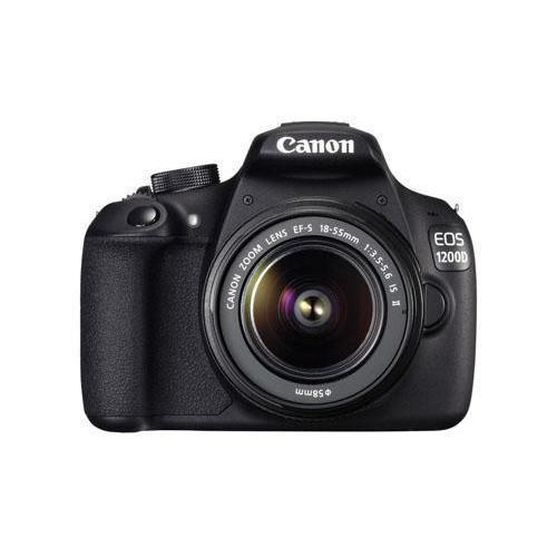 Canon EOS 1200D Reflex 18Mpx - Black