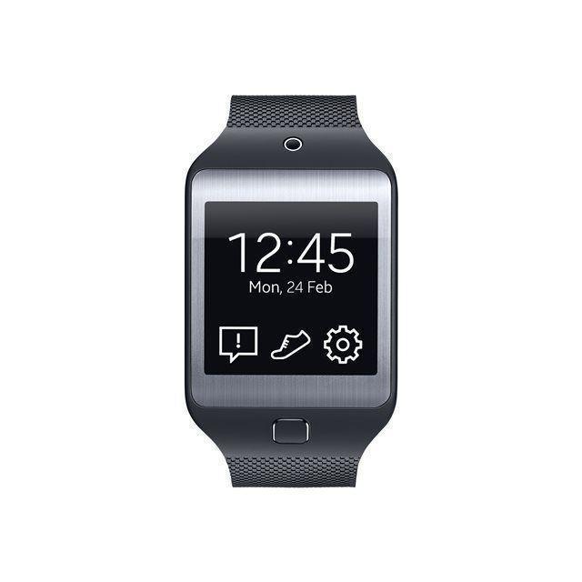 Horloges Cardio Samsung Gear 2 Lite - Zwart