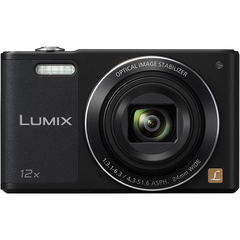 Panasonic Lumix DMC-SZ10 - Noir