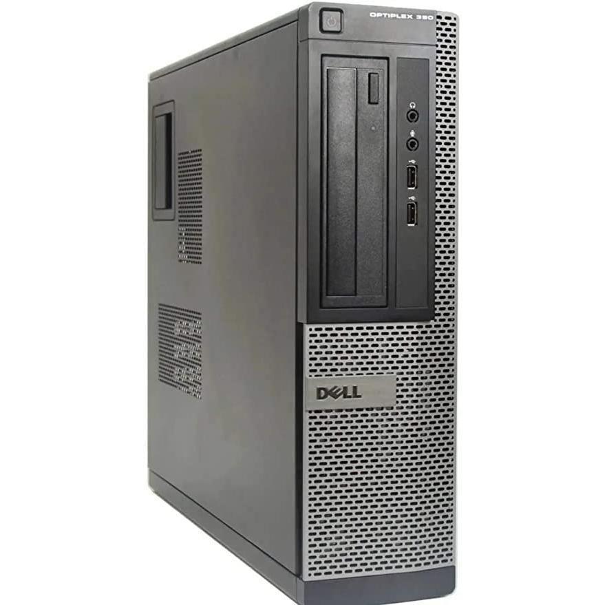 Dell OptiPlex 390 SFF Core i3 3,3 GHz - HDD 250 Go RAM 4 Go
