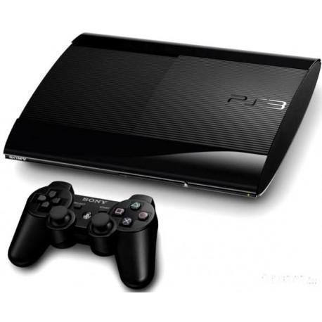 PlayStation 3 Ultra Slim - HDD 12 GB - Čierna