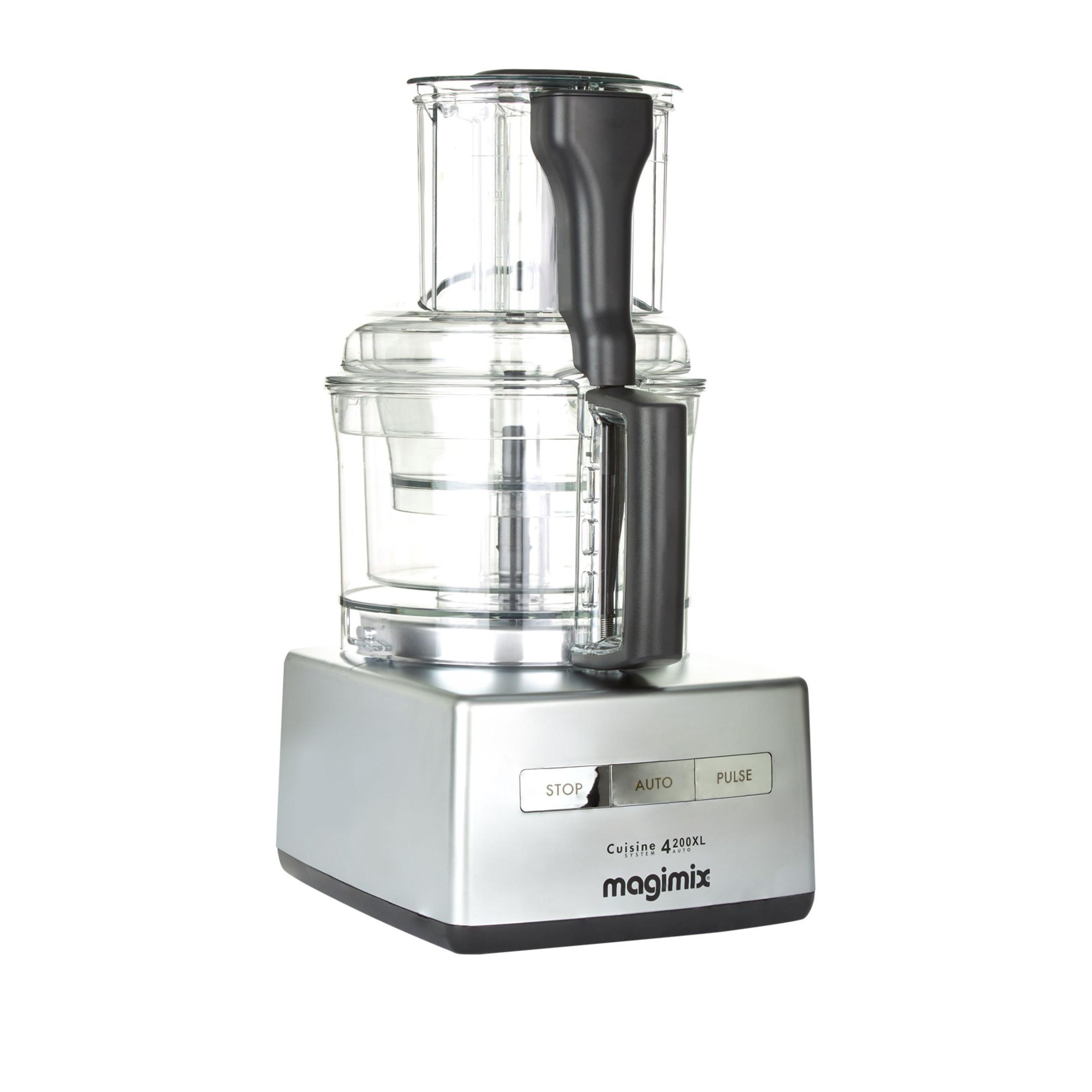 Robot ménager multifonctions MAGIMIX CS 4200XL 85415F