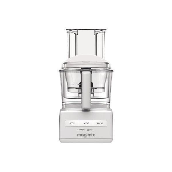 Robot ménager multifonctions MAGIMIX 18360F Compact 3200 XL Blanc