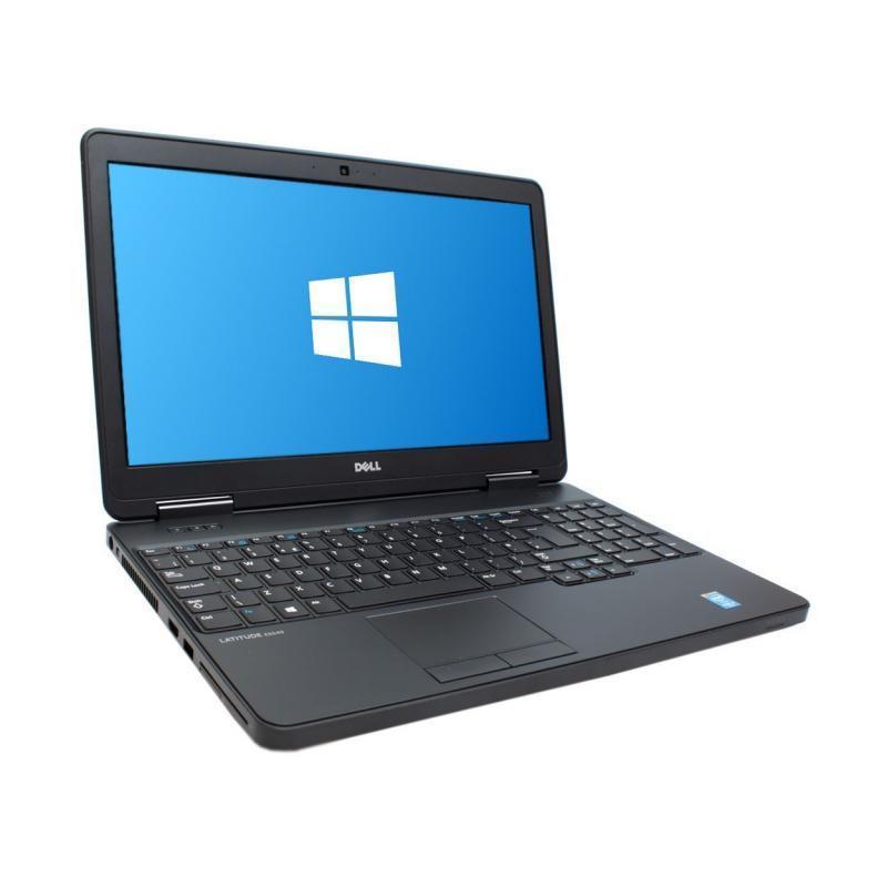 """Dell Latitude E5540 15"""" (2014) - Core i5-4210U - 4GB - SSD 320 Gb AZERTY - Γαλλικό"""