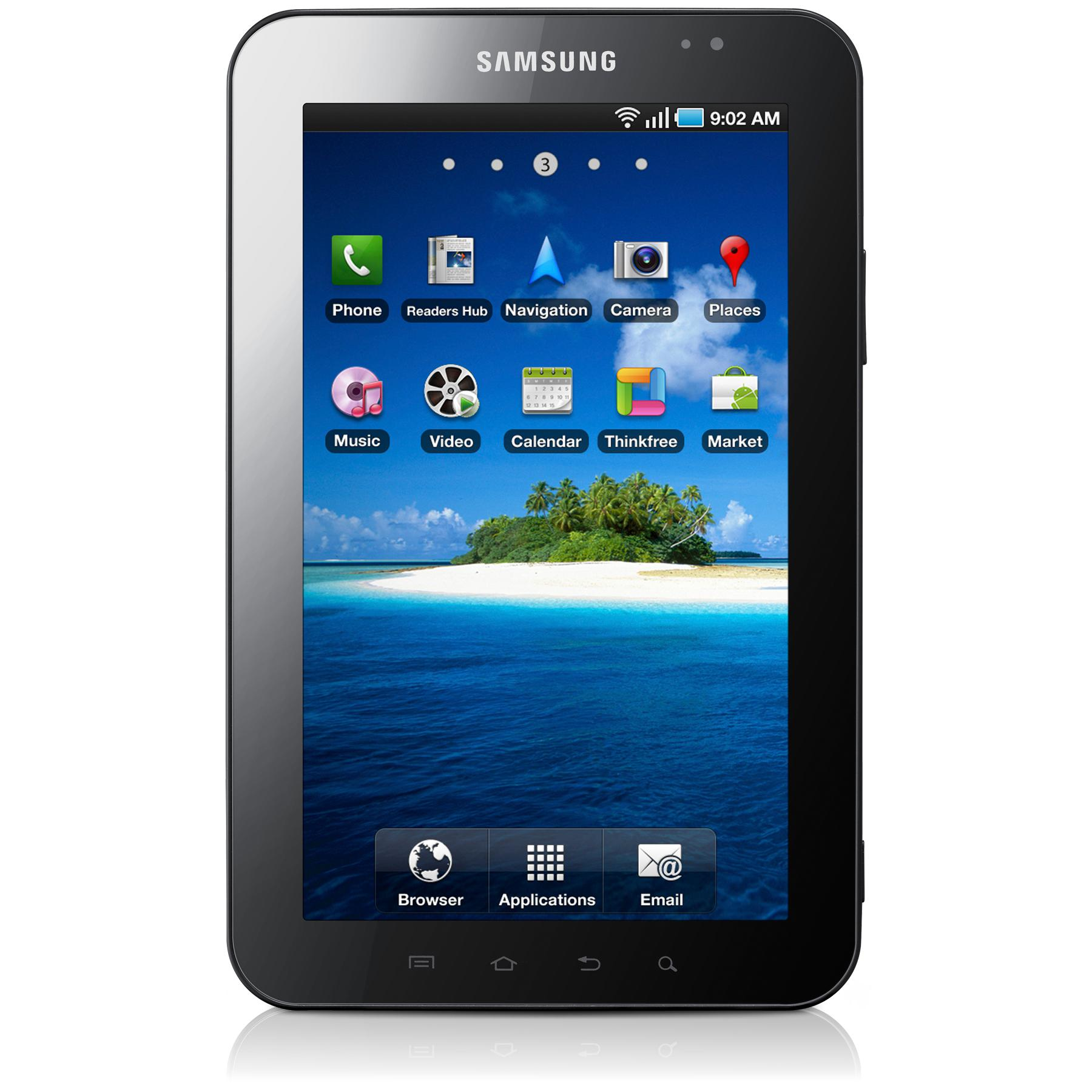 Galaxy Tab (2010) - WiFi
