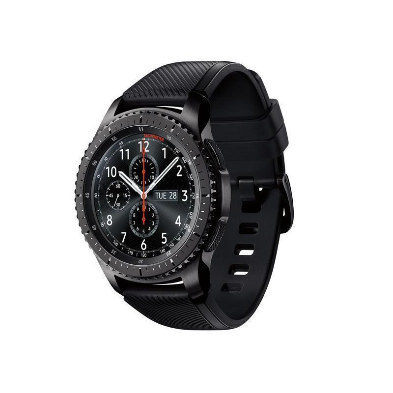 Samsung Smart Watch Gear S3 Frontier HR GPS - Black