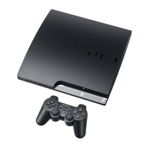 Pack - Sony PS3 12 Go + Uncharted + LBP + God Of War 3 - Noir