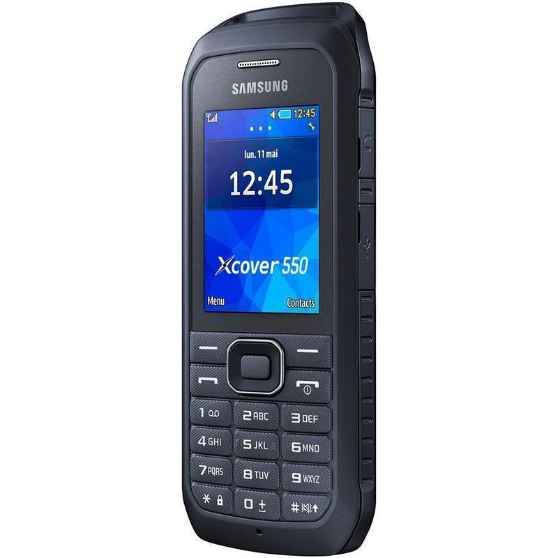 Galaxy Xcover B550H - Grey - Unlocked