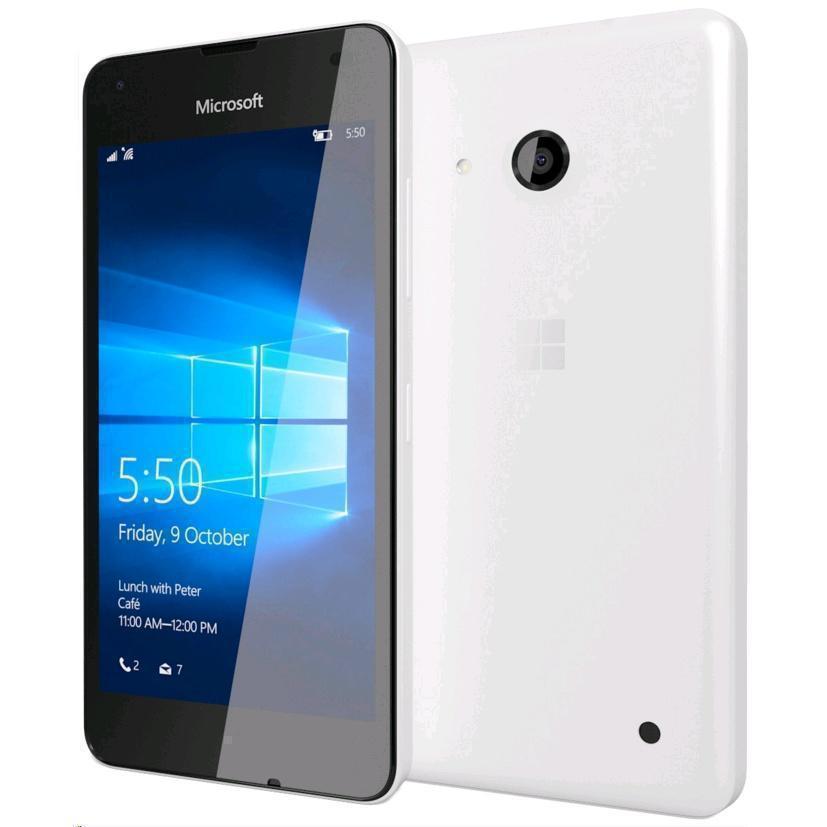 Nokia Lumia 550 - Wit- Simlockvrij