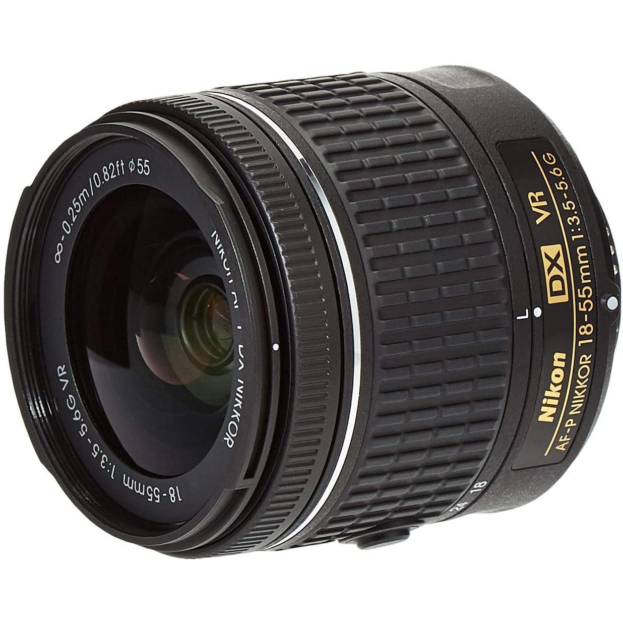Φωτογραφικός φακός F 18-55mm f/3.5-5.6