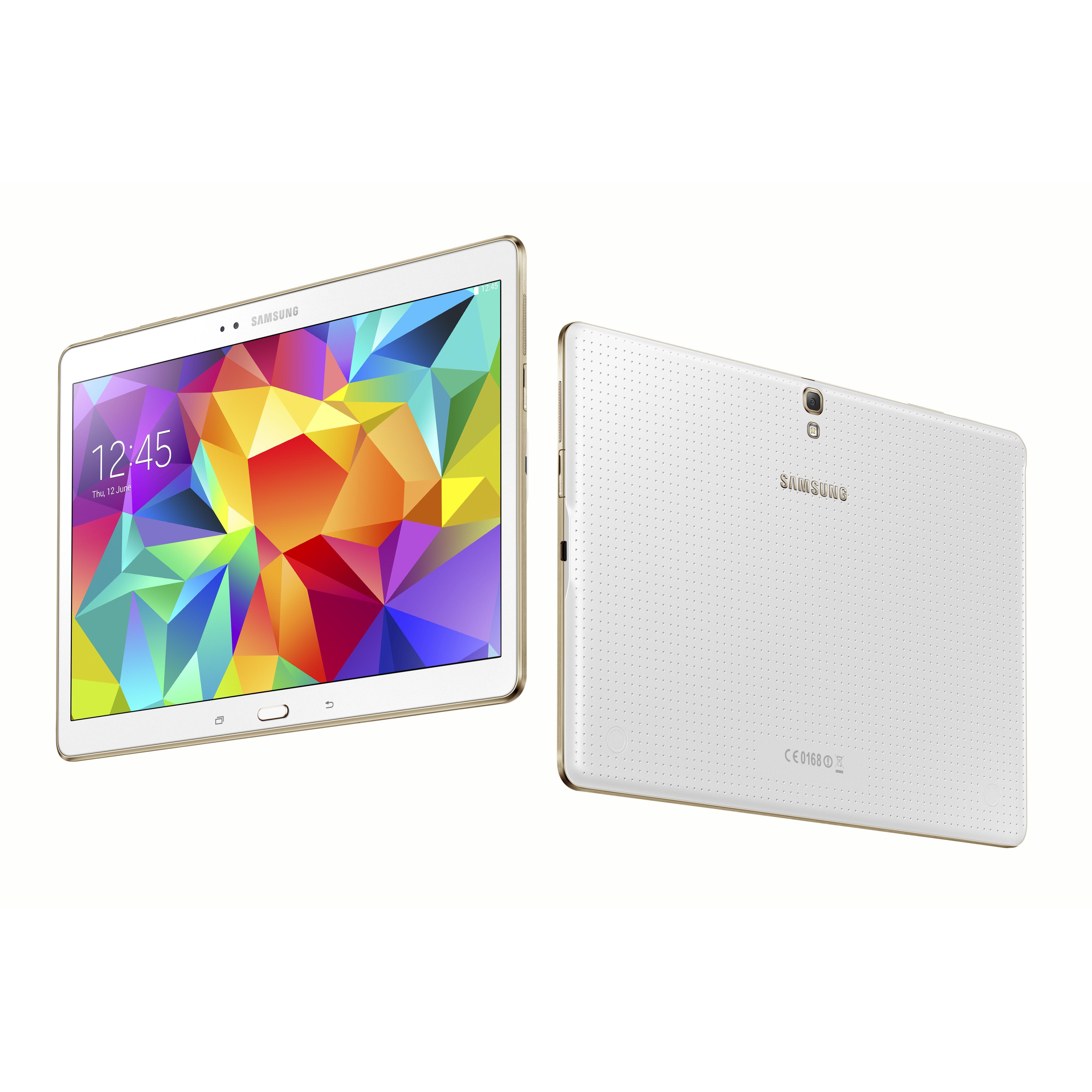 Samsung Galaxy Tab S - 10.5'' 16  Go - Wifi - Blanc