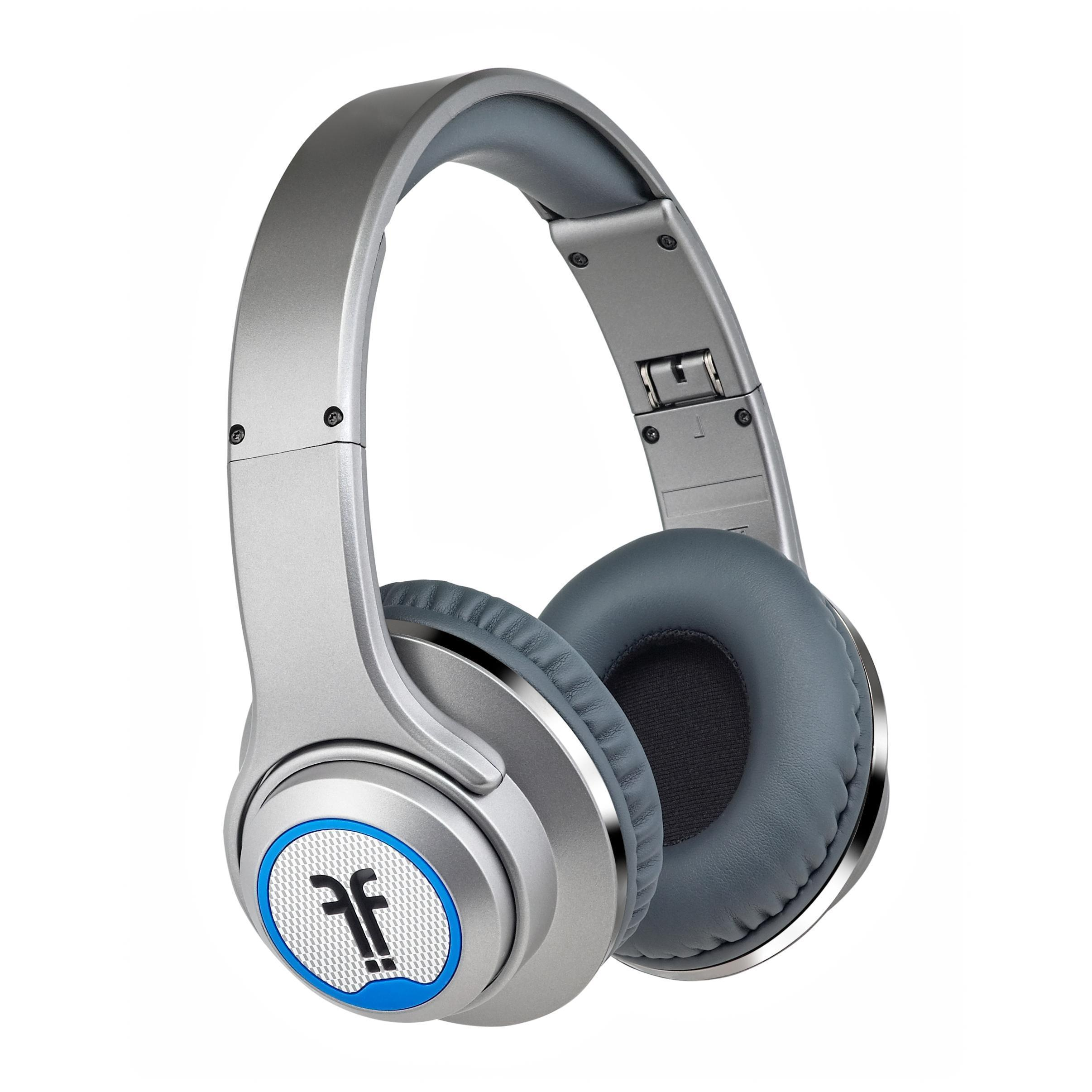 Flips Audio XB Μειωτής θορύβου Ακουστικά Μικρόφωνο - Γκρι