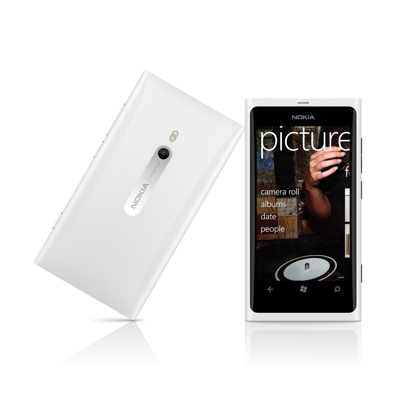 Nokia Lumia 800 16 Go - Blanc - Débloqué