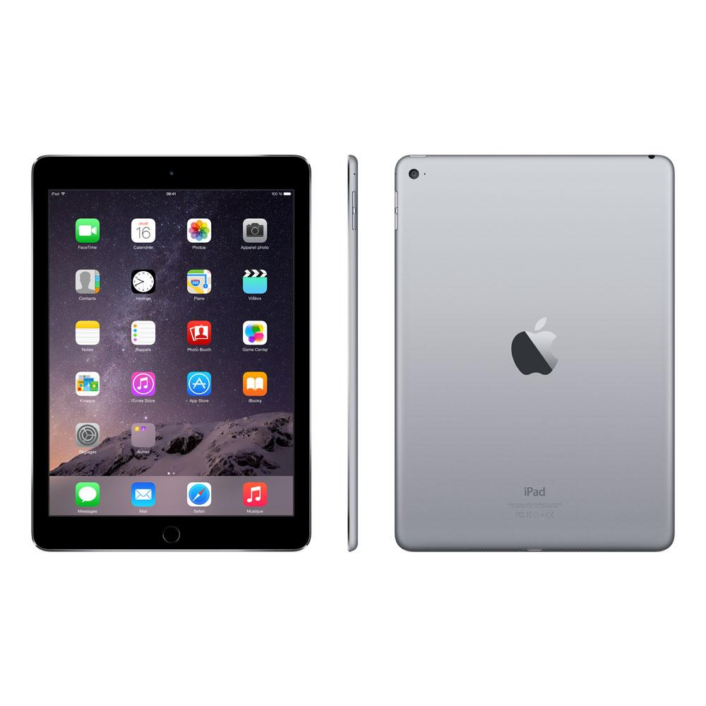 iPad Air 2 64 Gb 4G - Gris espacial - Libre