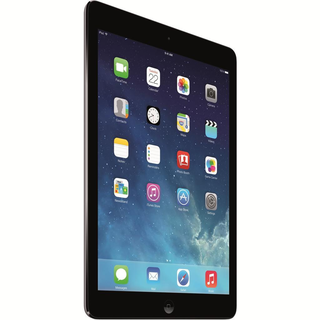 iPad mini 3 128 Go - 4G - Gris sidéral - Débloqué