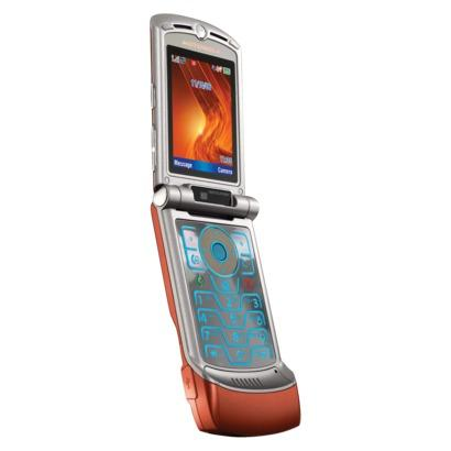 Motorola V3 Orange Débloqué