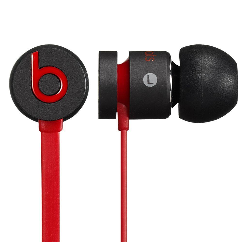 Beats urBeats - Schwarz-Rot
