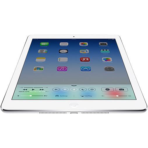 iPad Air 16 GB - Silber - Wlan