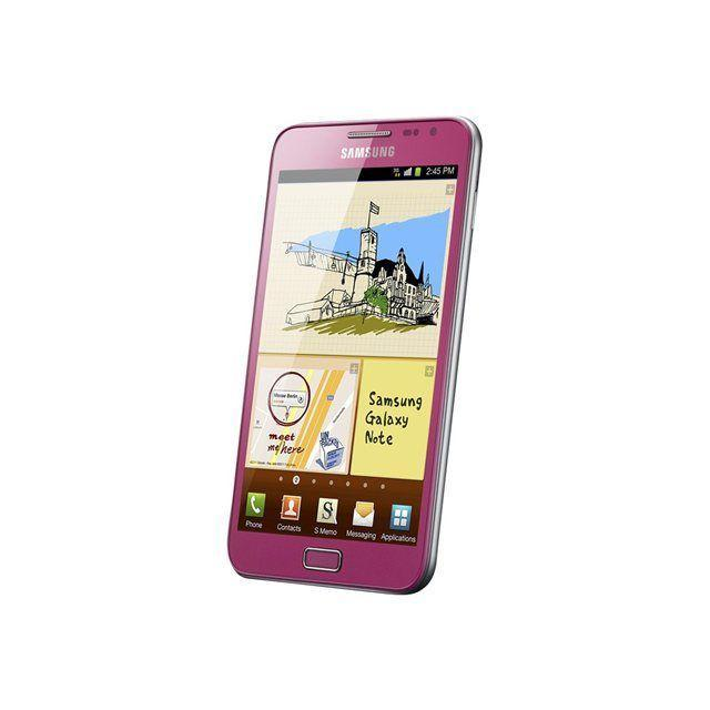 Samsung Galaxy Note 16 Go - Rose - Débloqué