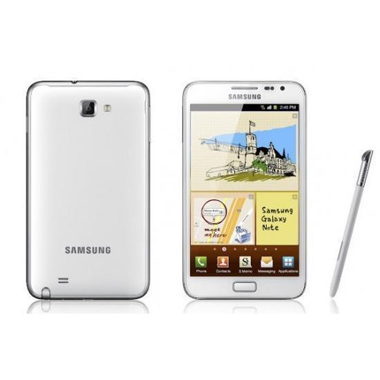 Samsung Galaxy Note 16 Go N7000 3G - Blanc - Débloqué