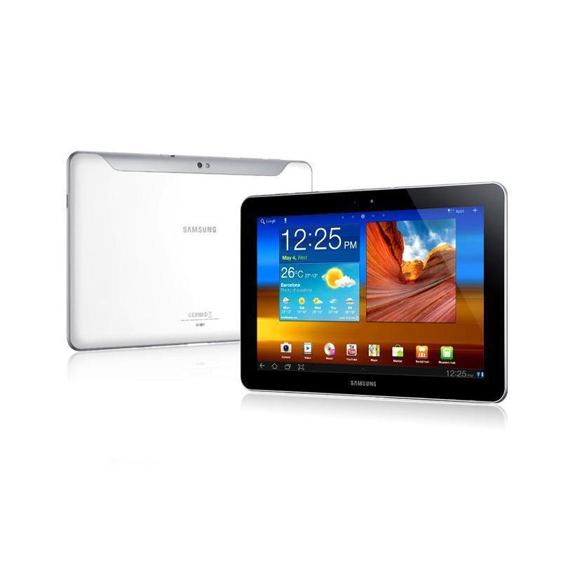 """Samsung Galaxy Tab - 8.9"""" 16 GB Go - 3G - Blanc"""