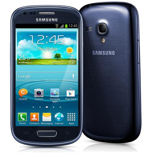 Samsung Galaxy S3 Mini 32 Go - Bleu - Débloqué