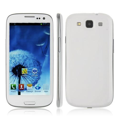 Samsung Galaxy S3 16 Go i9305 4G - Blanc - Orange