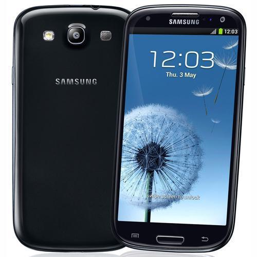 Samsung Galaxy S3 16 Go i9305 4G - Noir - Orange